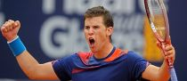 Thiem wins battle in Nice