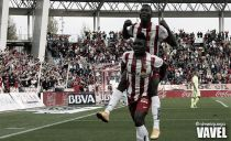 Thievy vuelve a Almería tras ser apeado de la Copa de África