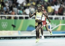 Rio 2016: Elaine Thompson completes sprint double in Women's 200m final