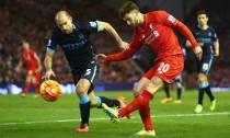 Liverpool surclasse Manchester City