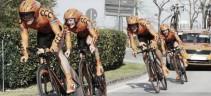 Coppi e Bartali - La CCC vince la cronosquadre