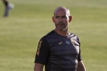 """Paco Jémez: """"Los jugadores lo dan todo en los entrenamientos"""""""