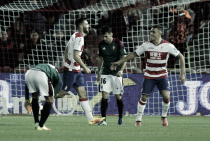 Jon Toral da la primera victoria de la temporada al Granada