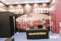 Firma de autógrafos en 'Soloporteros'
