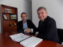El Cádiz inicia las obras de la Nueva Tienda Oficial