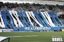 Fotos e imágenes del Oviedo - Langreo, jornada 31 del Grupo I de 2ªB