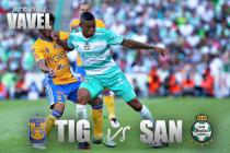 Previa Tigres - Santos: A defender el título