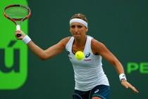 WTA - Miami: Bacsinszky batte Halep, è semifinale