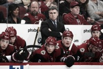 Arizona Coyotes make roster changes hoping for improved play