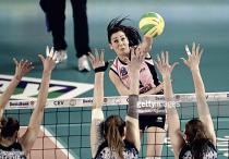 Volley F - La Pomì Casalmaggiore supera facilmente il Club Italia