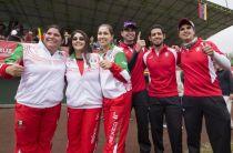 México se pone a la alza en el medallero en Tiro con Arco