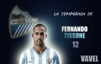 Málaga 2014/2015:la temporada de Fernando Tissone