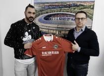 Rückkehr von Hugo Almeida in die Bundesliga perfekt