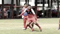 Juan Delgadillo espera su oportunidad para poder debutar en Liga