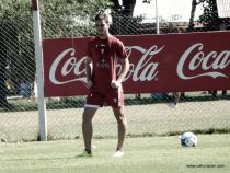 """Tomás Molina: """"Ojalá pueda retribuirle a Azconzábal la confianza que me da"""""""