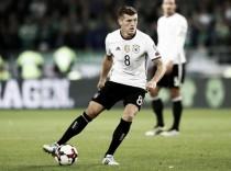 La Alemania de Kroos arrasa a Azerbaiyán