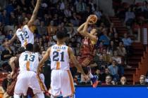 FIBA Champions League - Esordio da dimenticare per Venezia, KO in Francia (68-49)