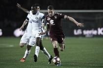 Inter não aproveita falhas de Hart e empata com Torino fora de casa