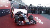 F1, rivelata a Jerez la monoposto della Toro Rosso