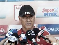 """Hernán Torres: """"El domingo no nos va a faltar huevos que es lo que aveces nos gritan en las tribunas"""""""
