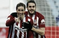 Torres sostiene al Atlético