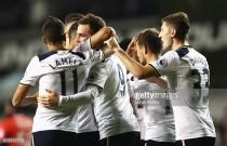 Tottenham's balanced team demolish Gillingham