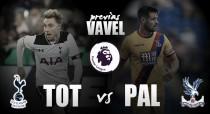 Tottenham – Crystal Palace: confianza o nervios