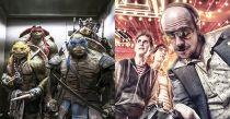 'Ninja Turtles' arrebata el número uno a 'Torrente 5'