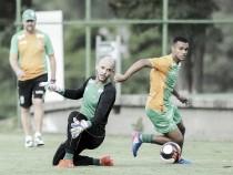 Enderson Moreira define time e América-MG está pronto para encarar o Cruzeiro