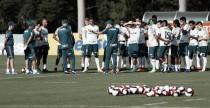 Elenco do Palmeiras mostra força  em sequência positiva de clássicos e Libertadores