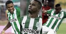 Macnelly Torres, Orlando Berrío y Farid Díaz, nuevamente 'verdolagas' de Selección Colombia