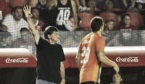 "Julio César Falcioni: ""Ojalá pudiéramos seguir jugando"""