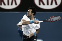 Flamboyant French crush disappointing Czechs on day one of the Davis Cup semi finals