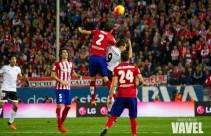 El Atlético recupera a su defensa de gala
