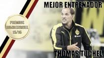 Mejor entrenador de la Bundesliga 2015/16: Thomas Tuchel