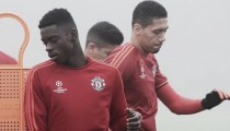 Manchester United: Axel Tuanzebe says being in defence is 'natural' for him