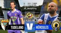 Hércules de Alicante vs Tudelano en vivo y en directo en Playoff Segunda B 2016
