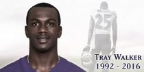Luto por la muerte de Tray Walker