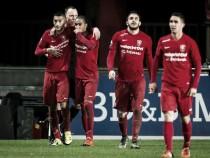 Sonrisas con drama para el Twente