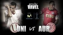 Universitario vs. Juan Aurich: Solo seguir arriba