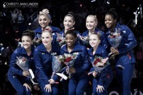US Women's Gymnastics Olympic Trials: Simone Biles claims top spot as US Olympic Team is announced