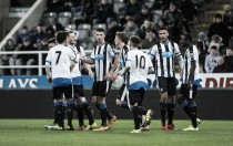 Newcastle United u21 1-2 Stoke City u21: Young Magpies slip down league
