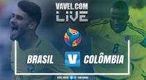 Resultado Brasil x Colômbia pelo Campeonato Sul-Americano Sub-20 (0-1)