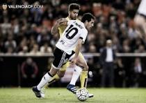 Dani Parejo el jugador que más recuperaciones consiguió