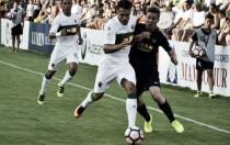 Resultado Elche vs UCAM Murcia en Segunda División 2017 (1-1)