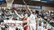 UCAM Murcia se apunta el primer duelo fratricida