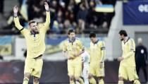 Vita facile per l'Ucraina, che stende una Slovenia pressochè inesistente