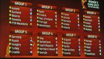 España ya conoce a sus rivales rumbo al Europeo
