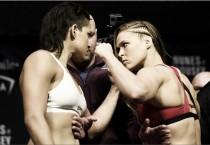 Ronda Rousey retorna e desafia Amanda Nunes pelo título do peso-galo feminino no UFC 207
