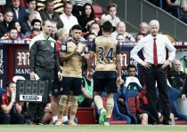 Coquelin injury lay-off threatens problems for Arsene Wenger